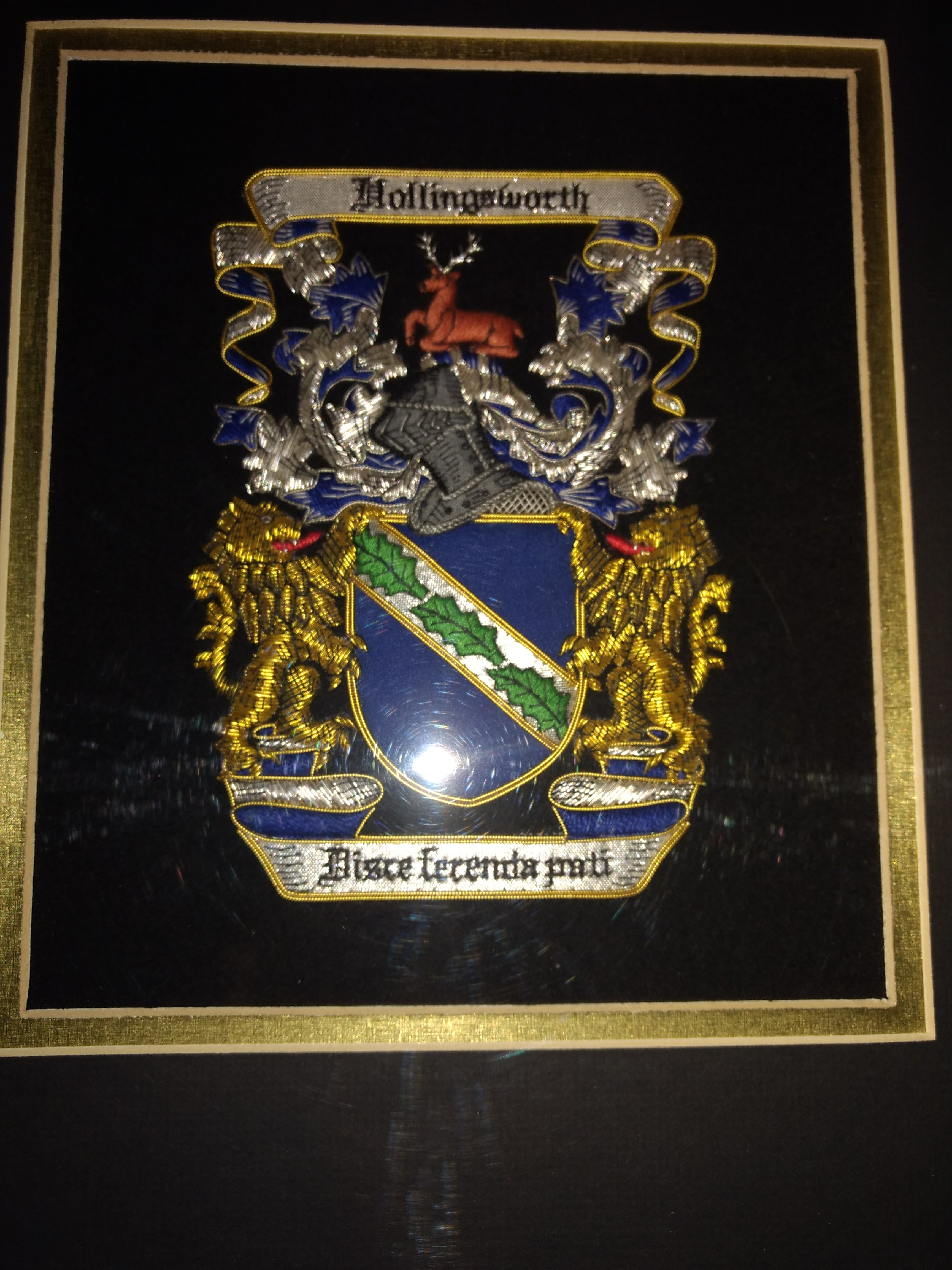 Why do we need a family motto